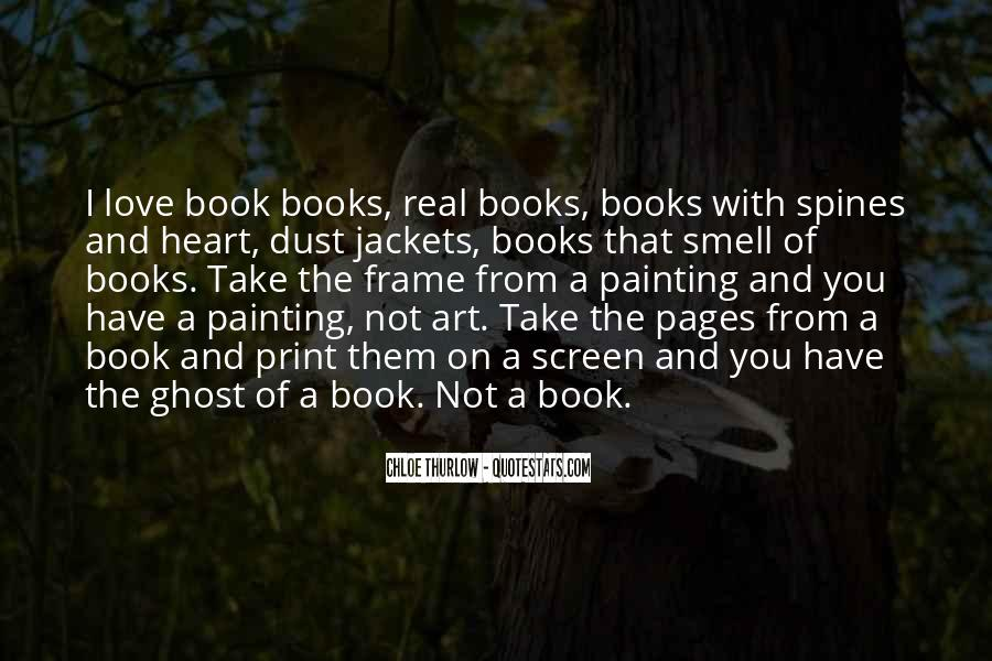 Quotes About The Love Of Reading Books #1354948