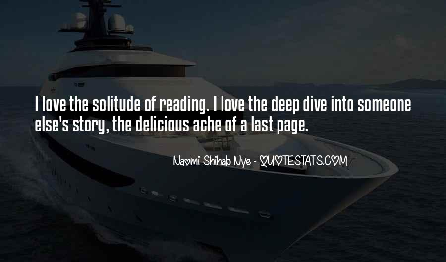 Quotes About The Love Of Reading Books #1423922