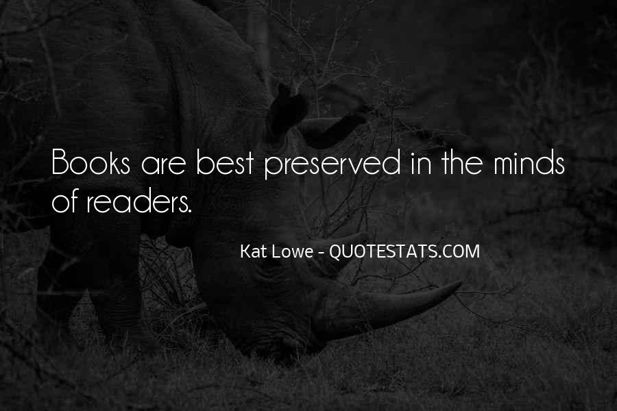 Quotes About The Love Of Reading Books #1426936