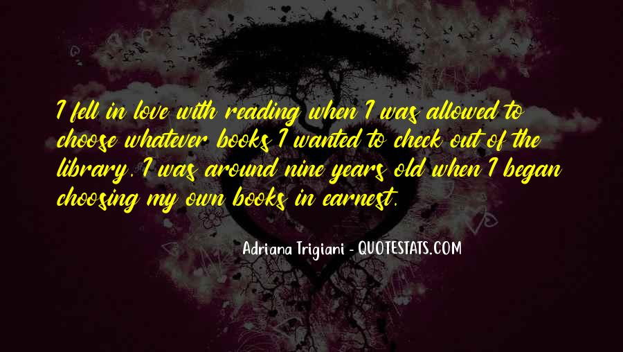 Quotes About The Love Of Reading Books #1716409