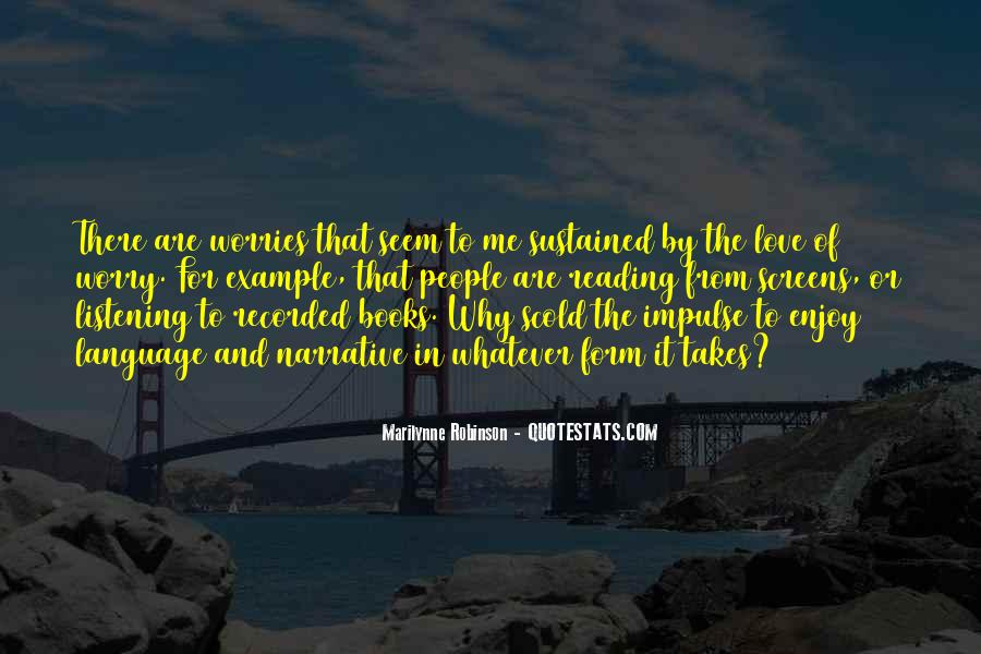 Quotes About The Love Of Reading Books #340223