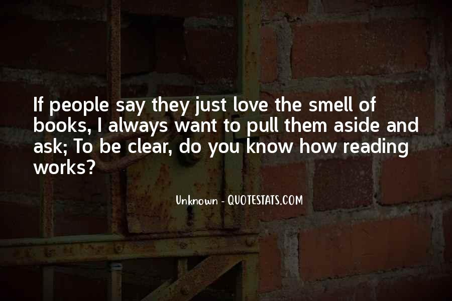 Quotes About The Love Of Reading Books #352750