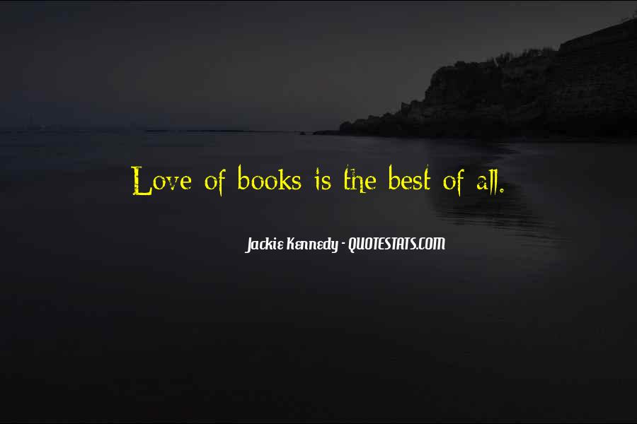 Quotes About The Love Of Reading Books #388729