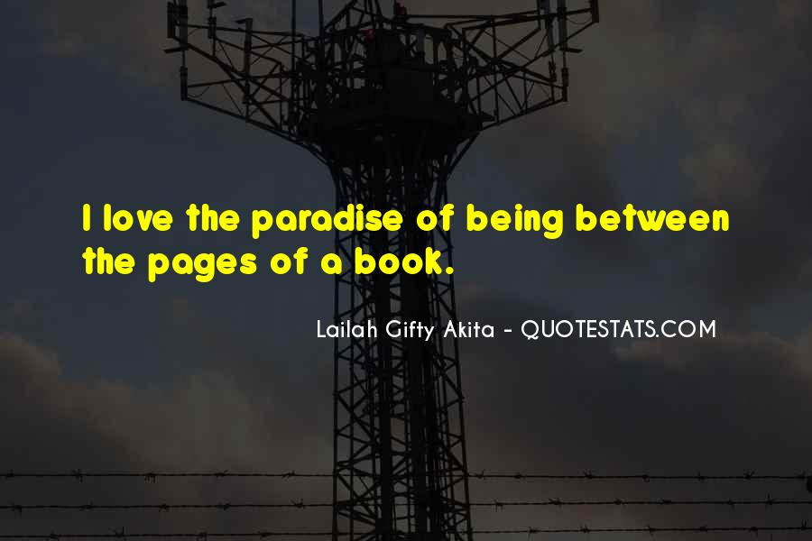 Quotes About The Love Of Reading Books #415259