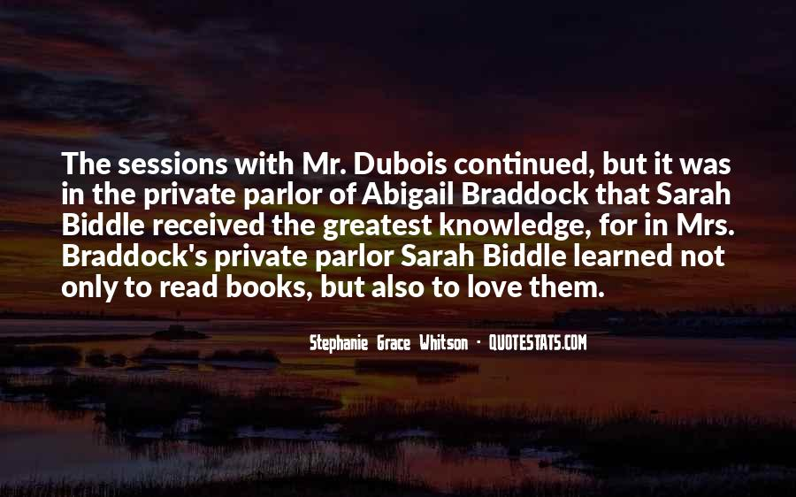 Quotes About The Love Of Reading Books #444228