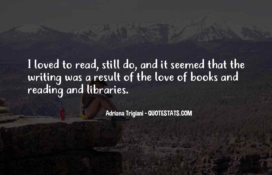 Quotes About The Love Of Reading Books #458872