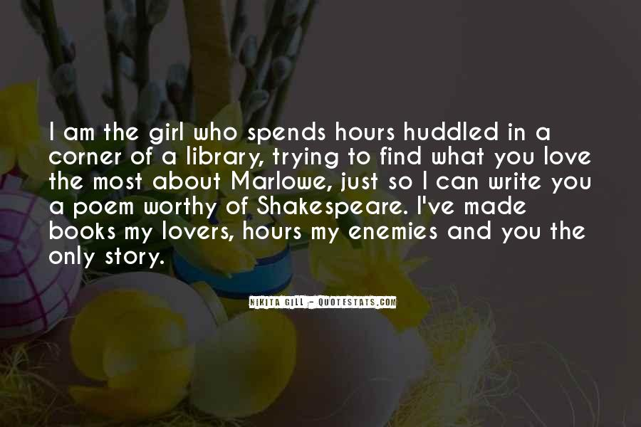 Quotes About The Love Of Reading Books #576142