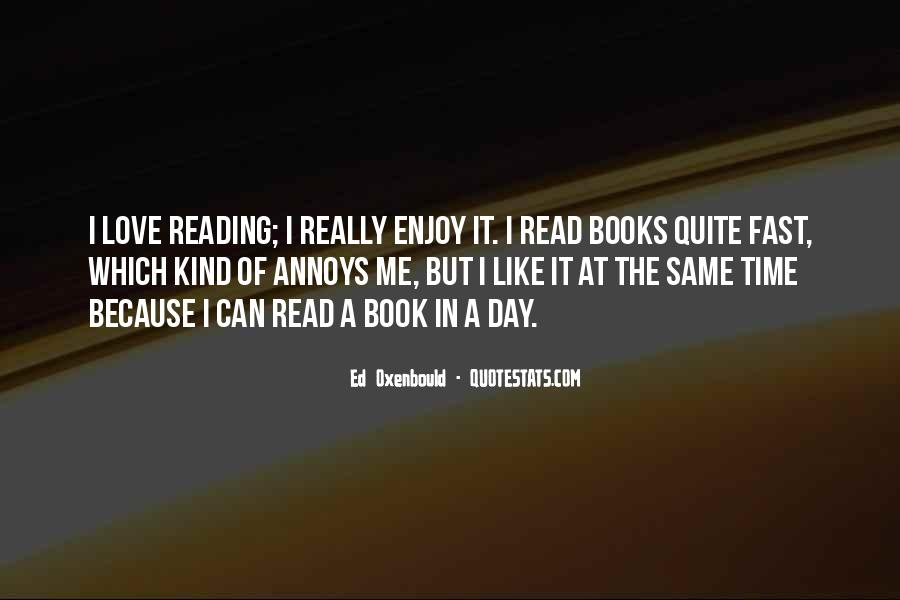 Quotes About The Love Of Reading Books #61850