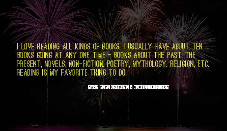 Quotes About The Love Of Reading Books #621377