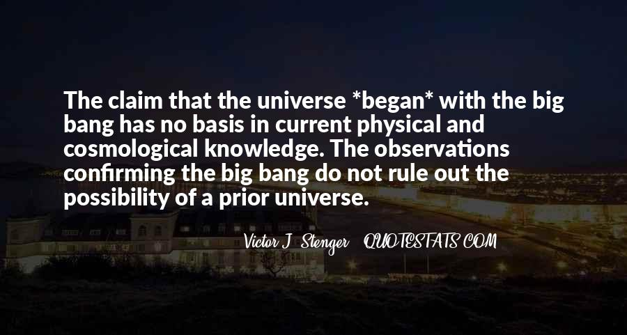 Quotes About Physical Space #1546289
