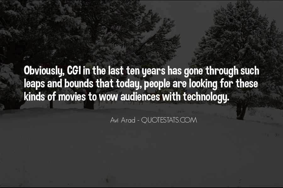 Quotes About Cgi #766468