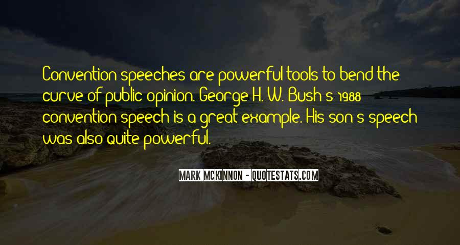Quotes About Great Speeches #1206058