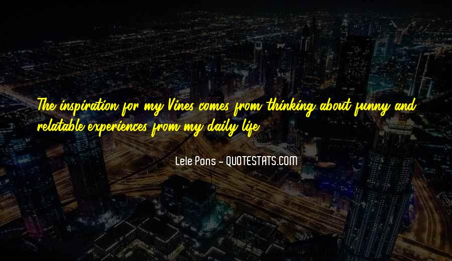 Quotes About Inspiration About Life #487393