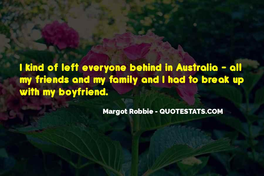 Quotes About My Boyfriend's Family #1719725