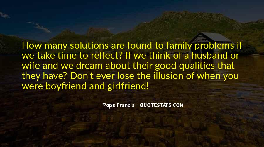 Quotes About My Boyfriend's Family #296715