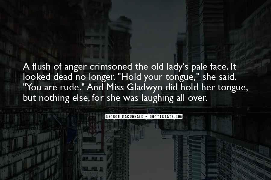 Quotes About Pale Face #1564813