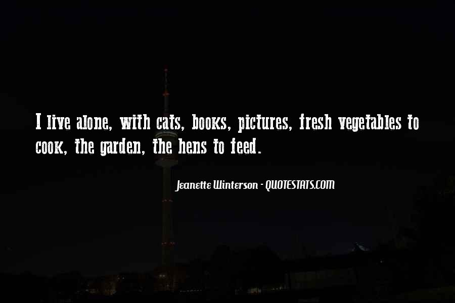 Quotes About Cats In The Garden #294948