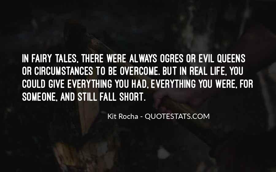 Quotes About Ogres #1514684