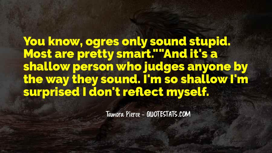 Quotes About Ogres #451601