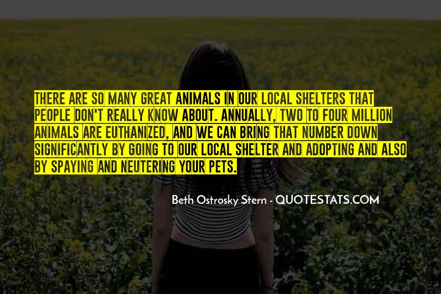 Quotes About Neutering #1759692