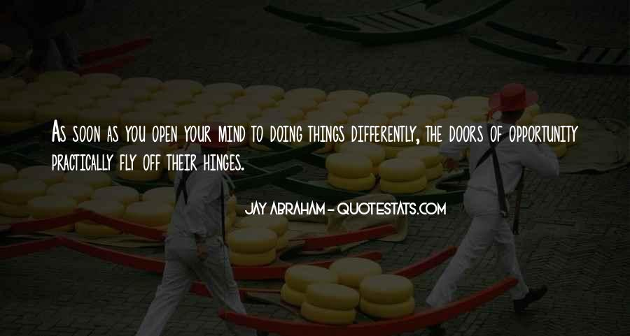 Quotes About Hinges #1204422