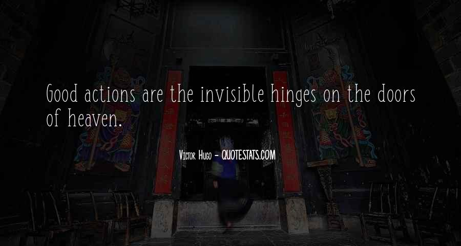 Quotes About Hinges #662832