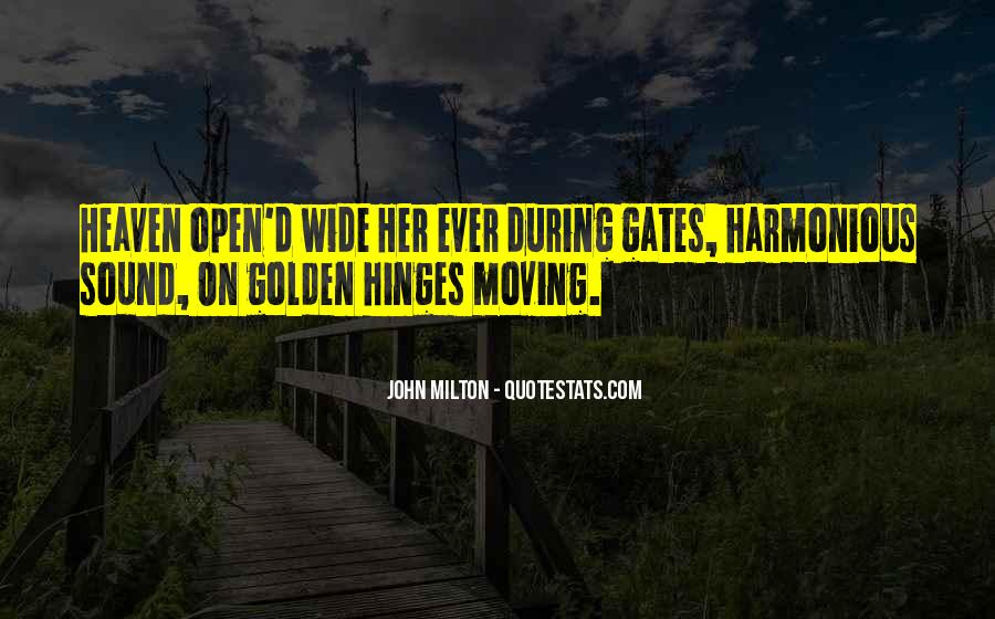 Quotes About Hinges #785951
