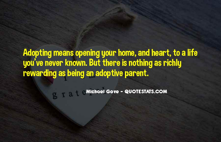 Quotes About Opening Your Home #1445125