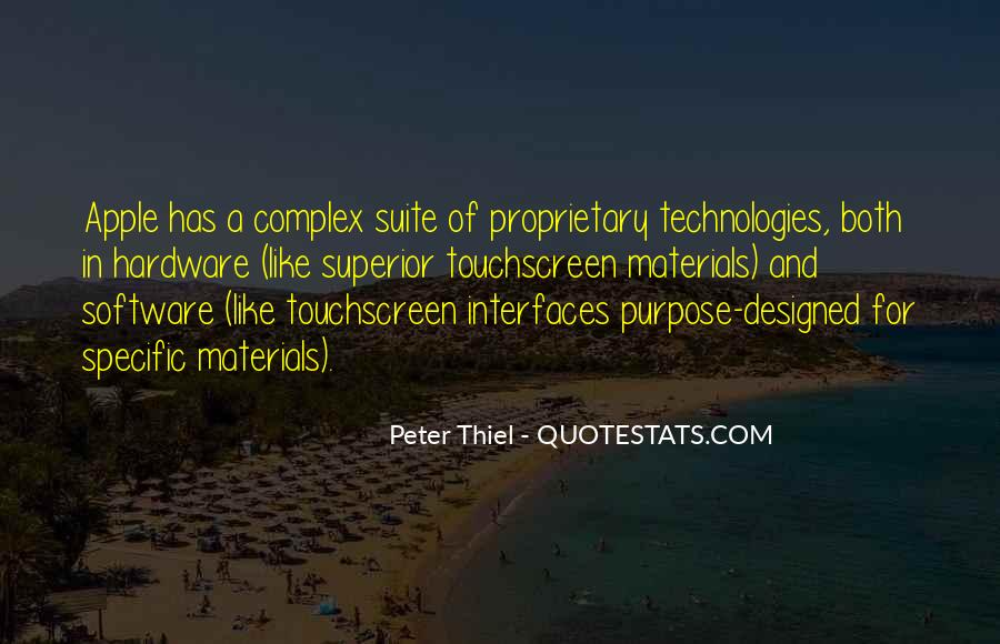 Quotes About Interfaces #1175263