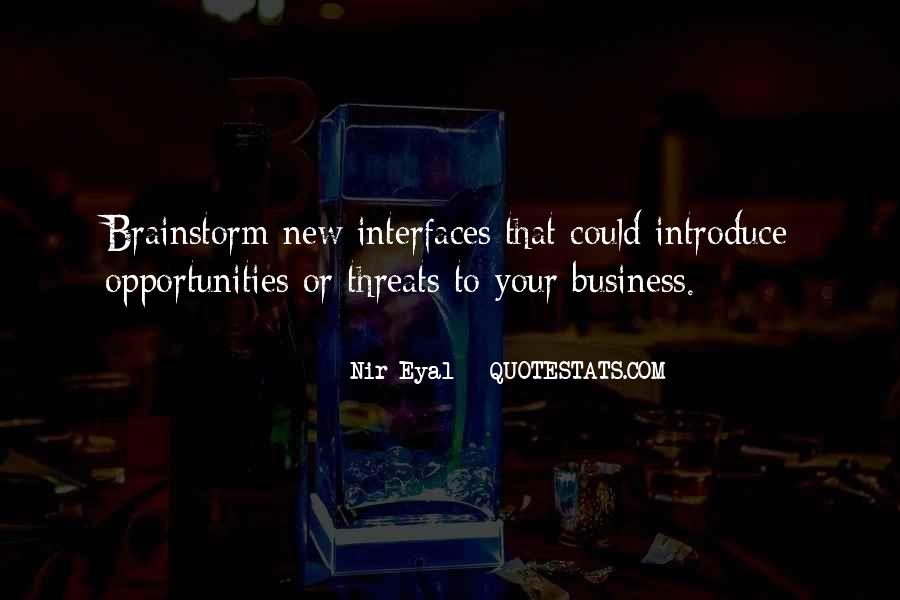 Quotes About Interfaces #1311062