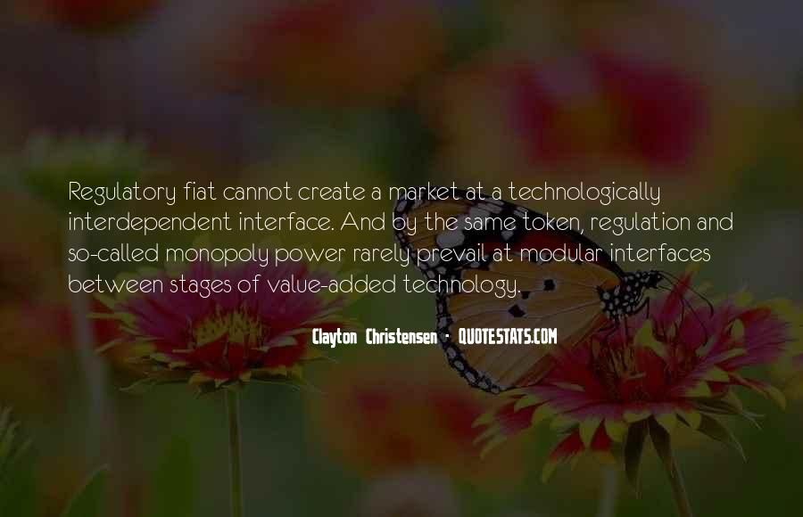 Quotes About Interfaces #1506938