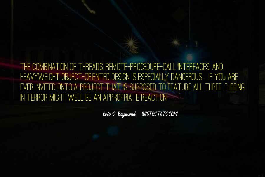 Quotes About Interfaces #1556303