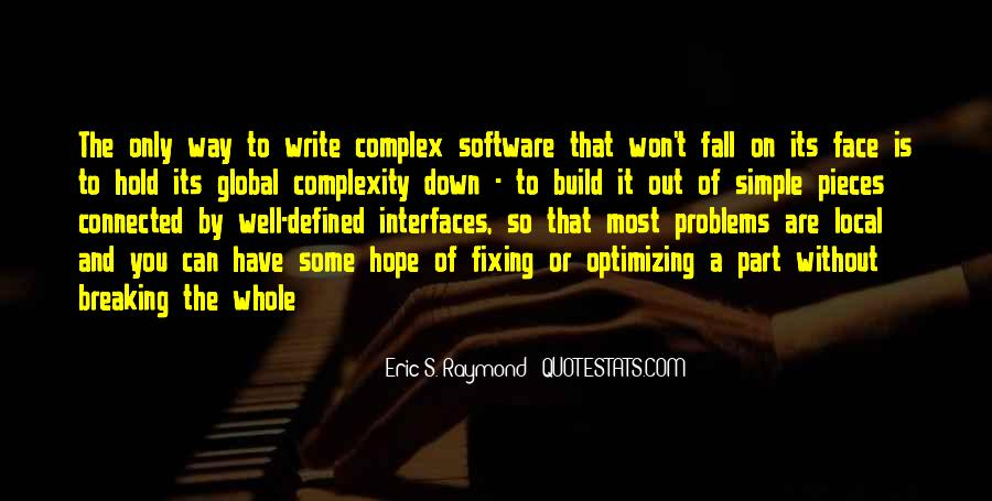 Quotes About Interfaces #593661