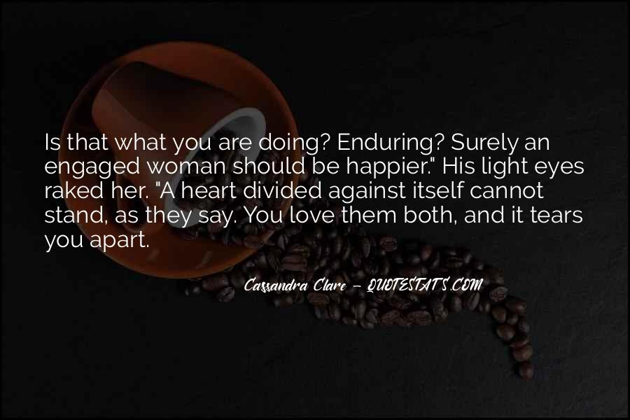 Quotes About Enduring Love #1127841