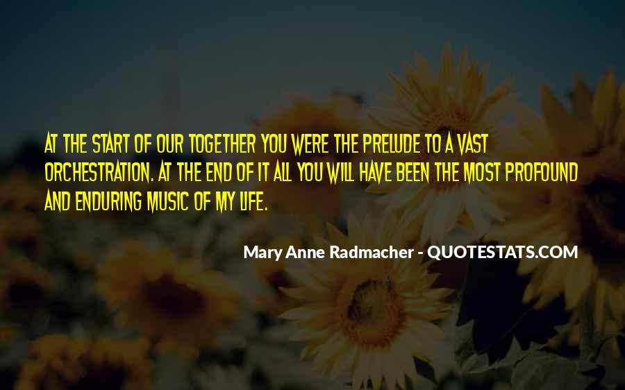 Quotes About Enduring Love #120866