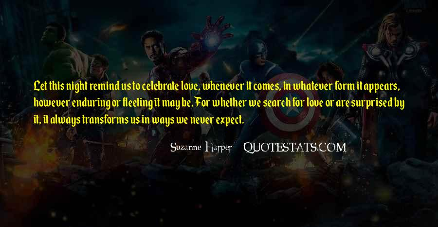 Quotes About Enduring Love #1270564