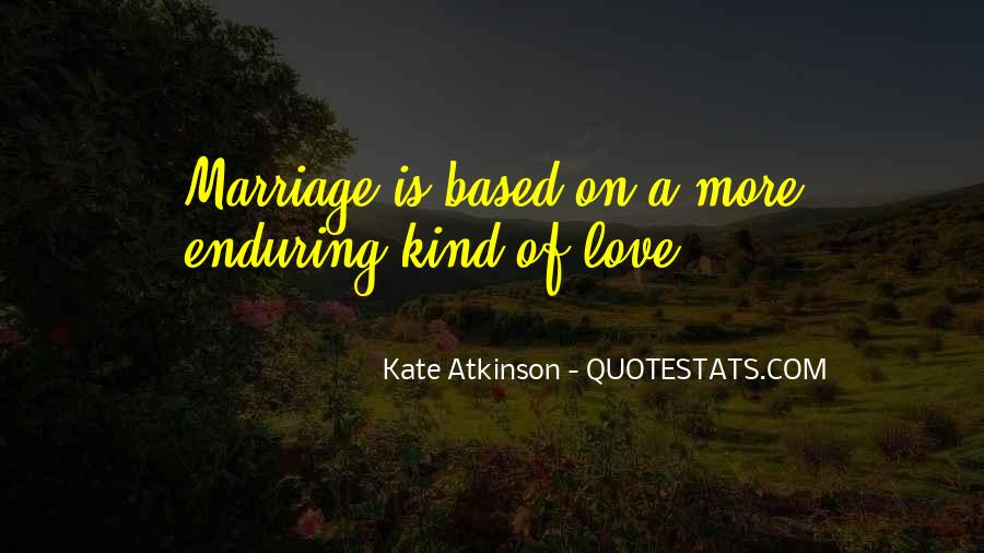 Quotes About Enduring Love #1291308