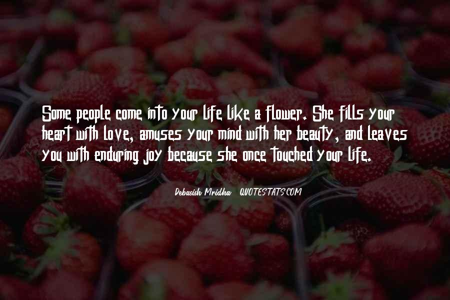 Quotes About Enduring Love #1404453