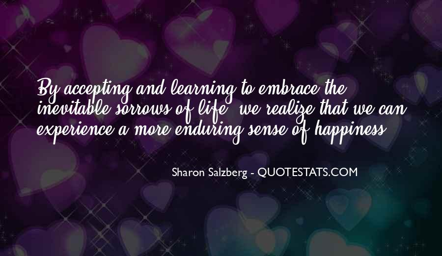 Quotes About Enduring Love #1535527