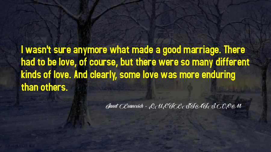 Quotes About Enduring Love #1587964