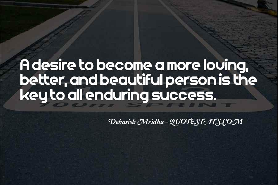 Quotes About Enduring Love #1876643