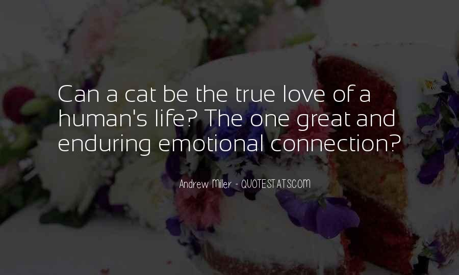 Quotes About Enduring Love #556801