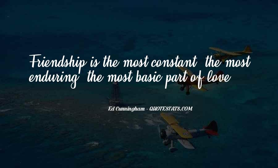 Quotes About Enduring Love #579163