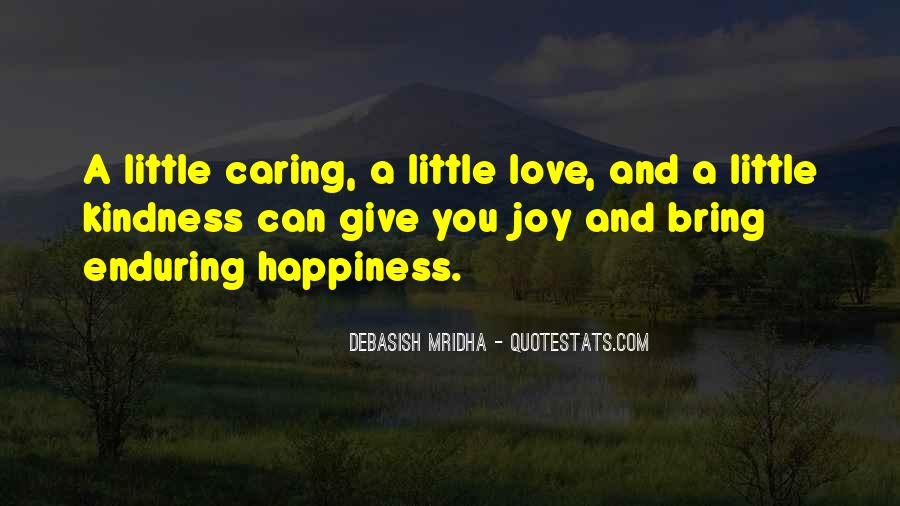 Quotes About Enduring Love #582388
