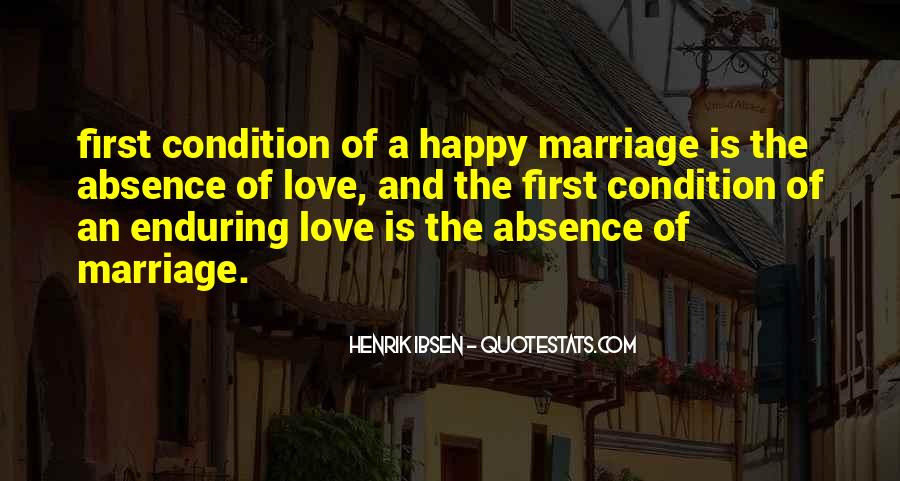 Quotes About Enduring Love #583680