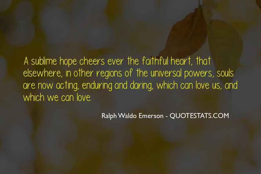 Quotes About Enduring Love #61098