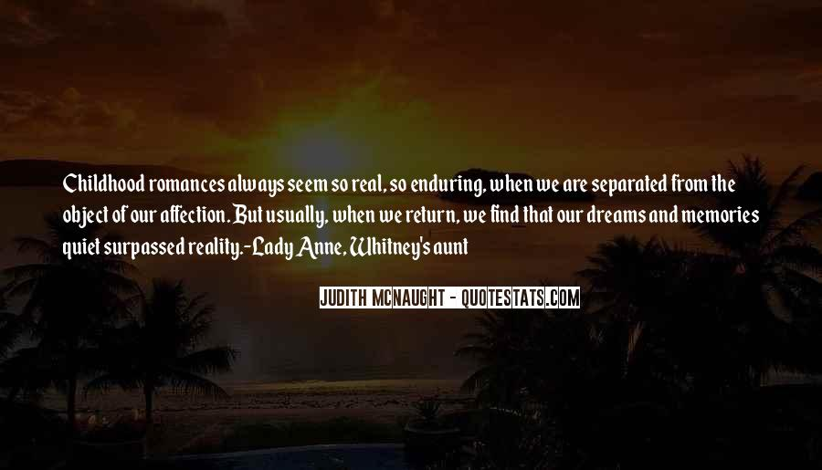 Quotes About Enduring Love #687035
