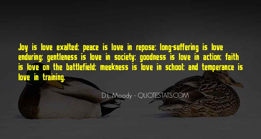 Quotes About Enduring Love #69988