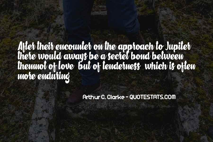 Quotes About Enduring Love #766395