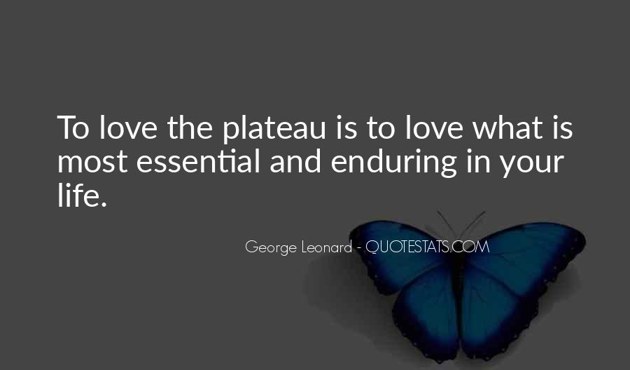 Quotes About Enduring Love #81975